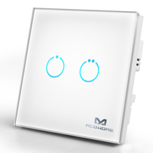 MCOHOME Touch Panel Switch 310 series Zwave Fibaro