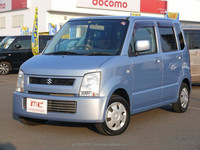 Right hand drive and Good looking suzuki used car dealers with Good Condition wagonR FX 2004 made in Japan