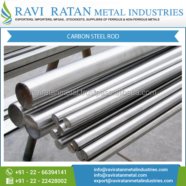 Superior Strength Hot Selling Carbon Steel Rod Available for Bulk Purchase