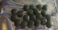 100% natural healthy food supplement Spirulina tablet