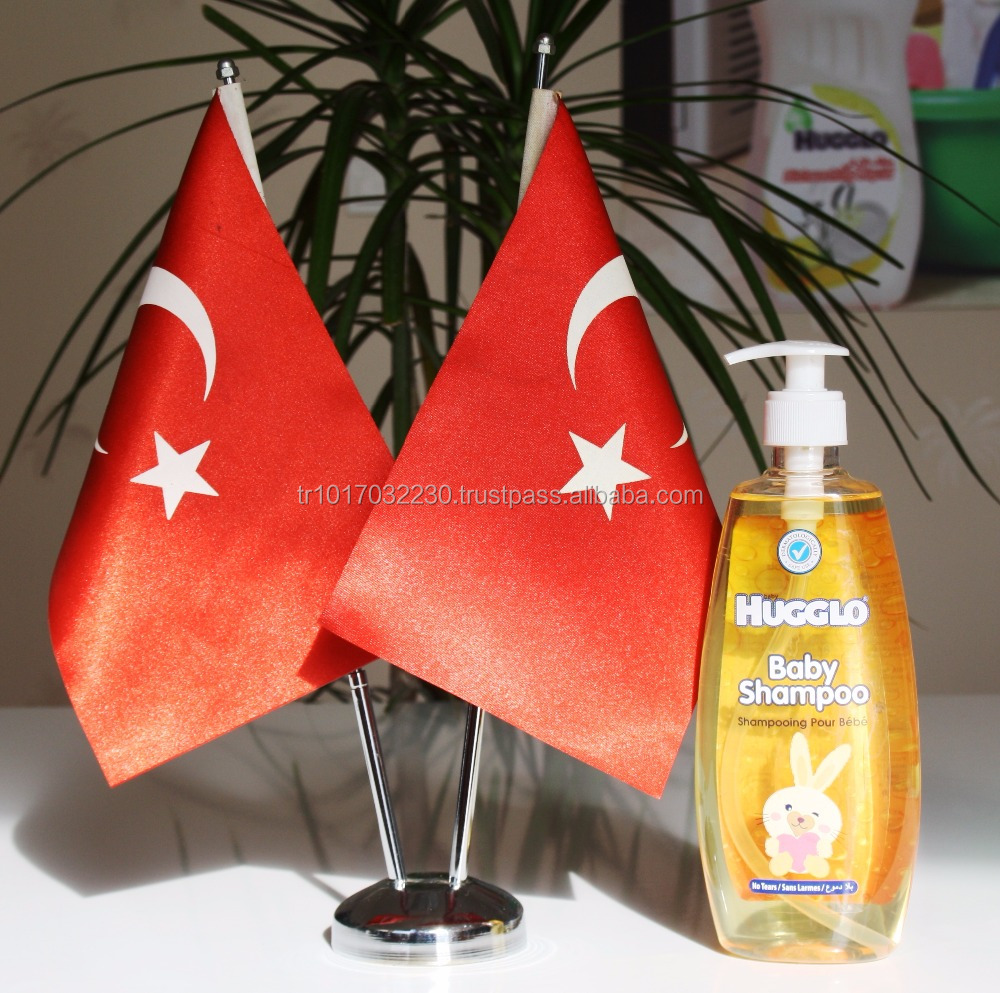 Hugglo Baby Shampoo from Turkish Manufactory