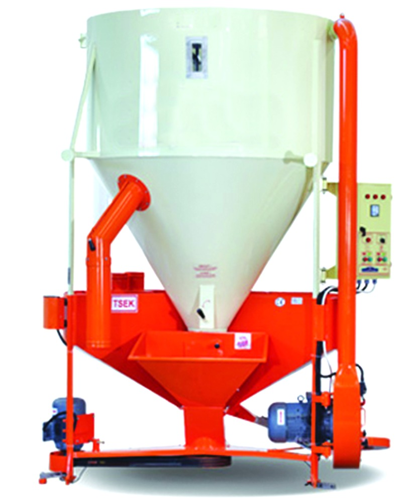 Feed Mixing Equipment From Turkey For Small Farm High Quality