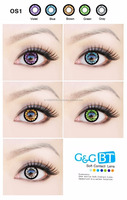 2016 Korea GnG DUEBA 2ton Color Contact Lenses / wholesale colored contact lens