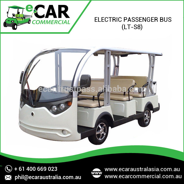 Top Selling High Quality Electric Mini Bus with Long Battery Backup