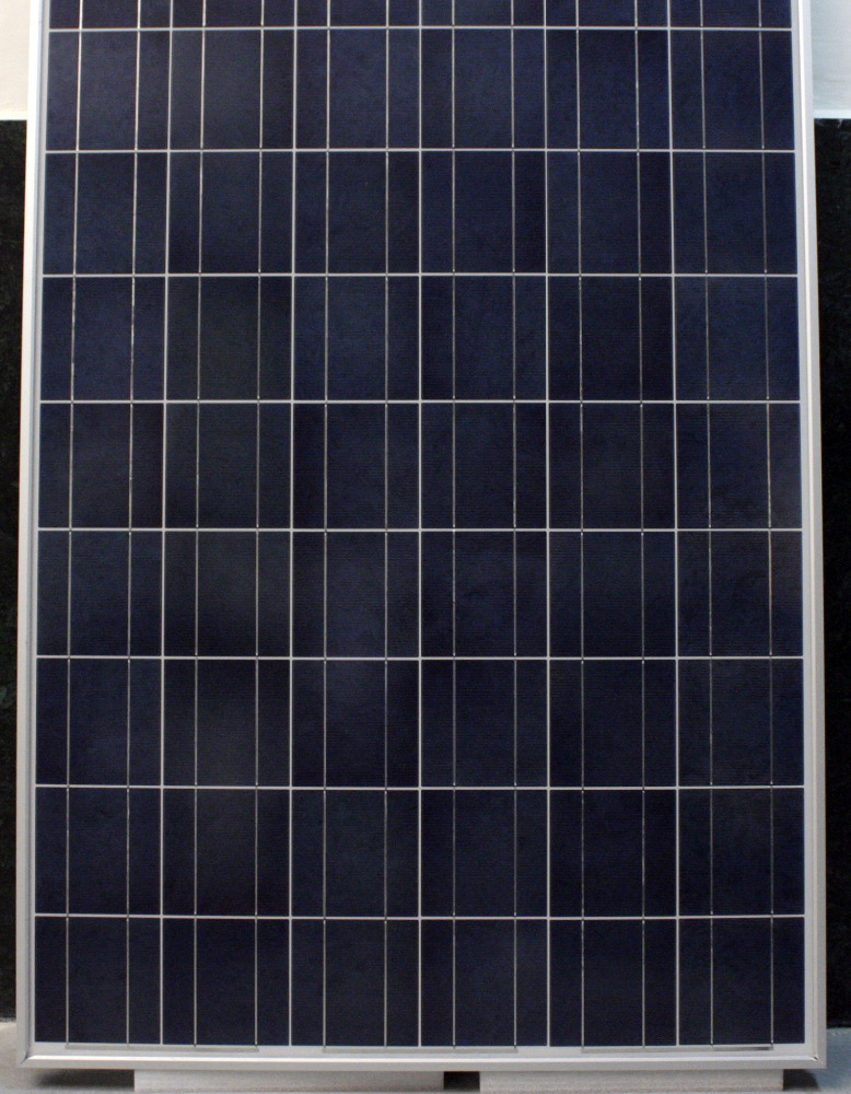 Poly factory supply 210w panel high quality solar panel