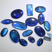 NATURAL LABRADORITE GOOD COLOR AMAZING BLUE COLOR FIRE & GOOD QUALITY LOT