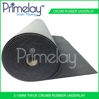 Laminate Flooring Underlay | For best acoustic solution