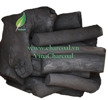 One of citrus charcoals for Hookah shisha from 100% pomelo tree in Vietnam