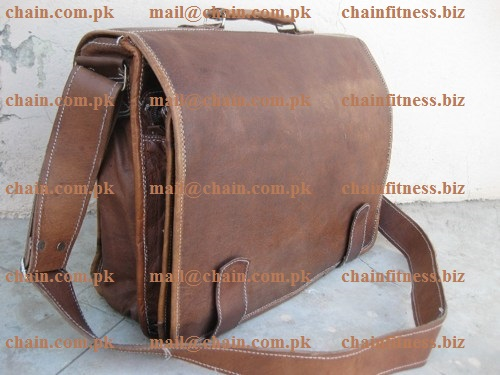 Messenger Bag/Leather laptop bag