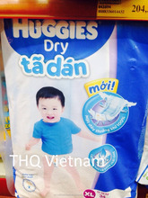 Huggies Dry Pants L 20 pcs x 8 packs