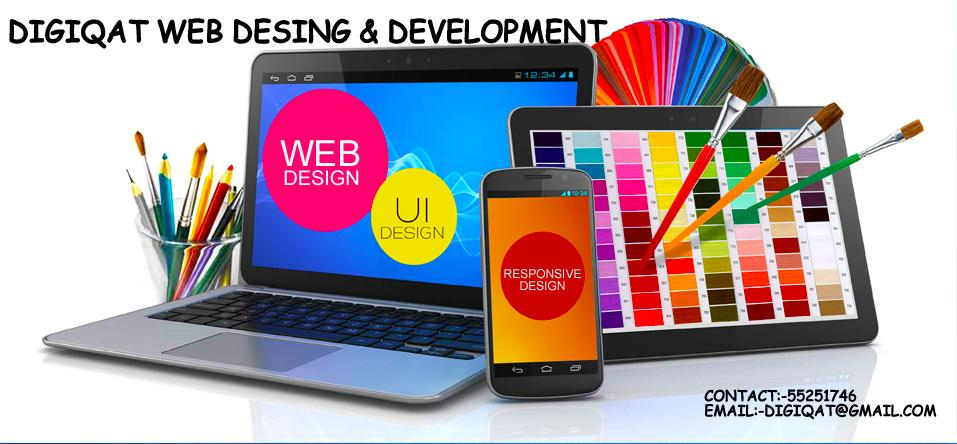 DIGIQAT WEB DESING &software