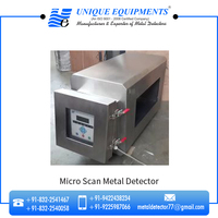 High Quality Compact Size Micro Scan Metal Detector for Food Inspection