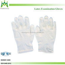 Disposable rubber cleanning gloves / manufacturer rubber household latex gloves Malaysia