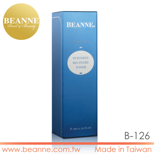 4B126 Derma Clear Whitening Breast Tightening Facial Toner