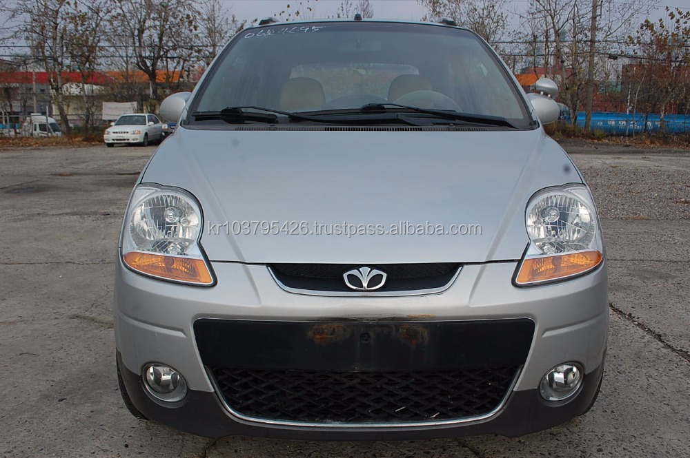 GM Daewoo Matiz Joy 2007