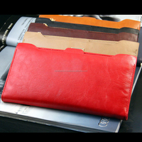 LUKE FASHION - latest genuine rfid blocking women's leather wallet oem odm