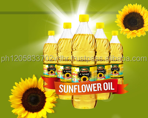 Good Quality Cooking Peanut Oil and Refined Sunflower Oil