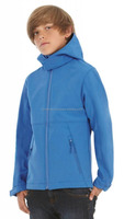 Boys Fashion Softshell Jacket