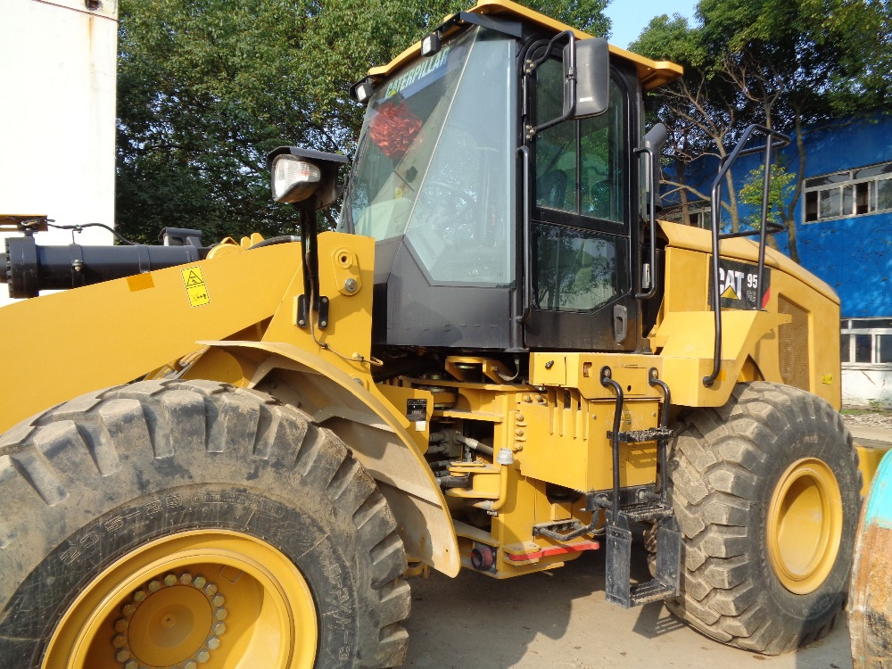China Sell Used CAT 950 Wheel Loader | Caterpillar 950 Wheel Loader for sale