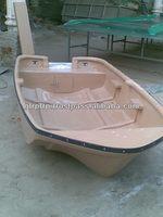 Fiberglass utility boats