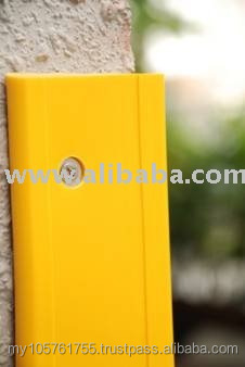 EGARD RUBBER COLUMN GUARD
