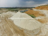 Washed and Dumping Sand for Construction and Civil Work for Sale in Johor