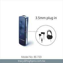 Bluetooth stereo adaptor with Mic for call
