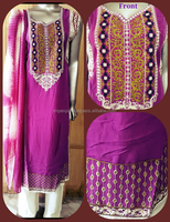 Beautiful Ladies Embroidered Dress