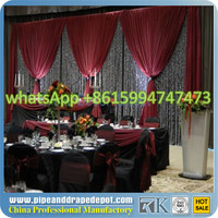photo booth package/ wedding tent pipe and drape portable