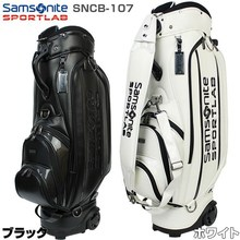 Samsonite wheelie bag caddie bag SNCB-107 golf equipment High class Caddy japan