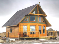 Sweetgrass Timber Home