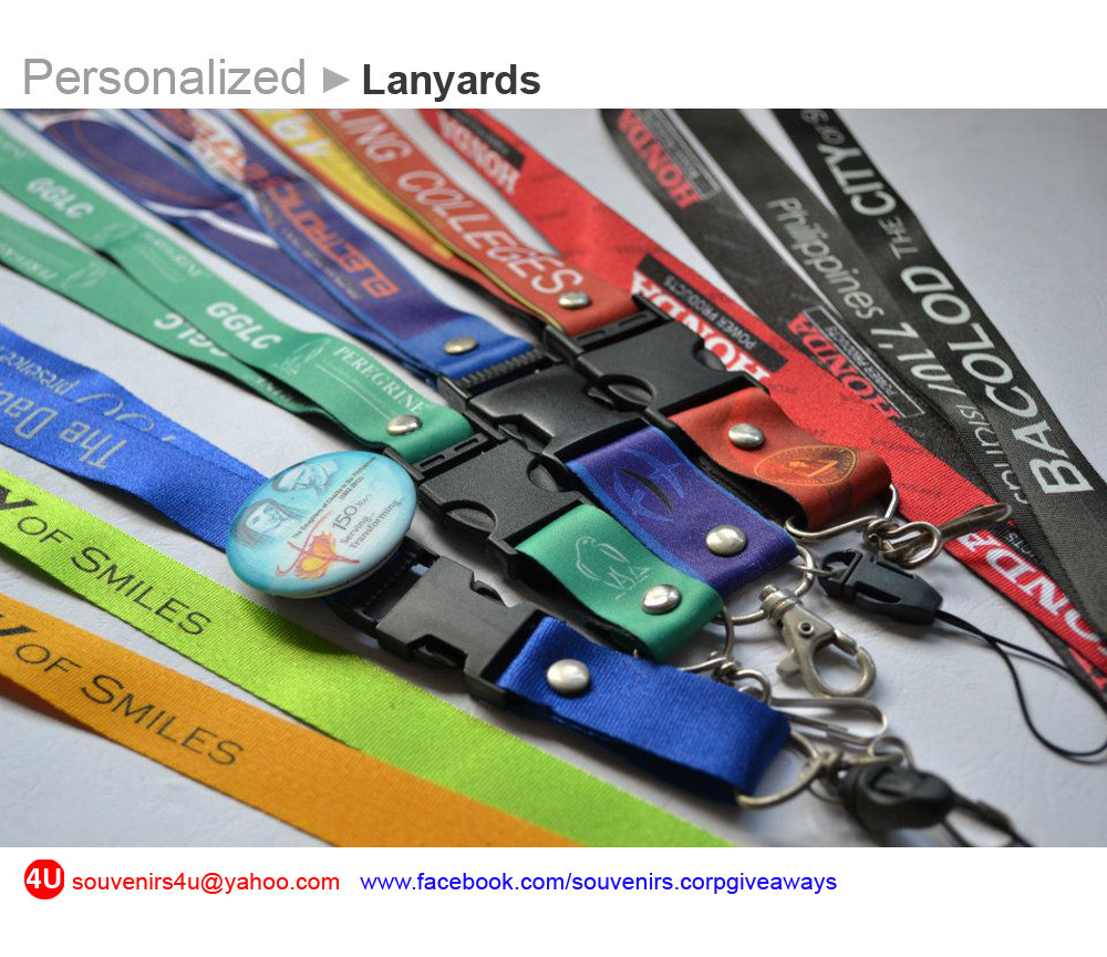 Personalized lanyard / ID Lace, Souvenirs & Corporate Giveaways, Digital Fullcolor Lanyards