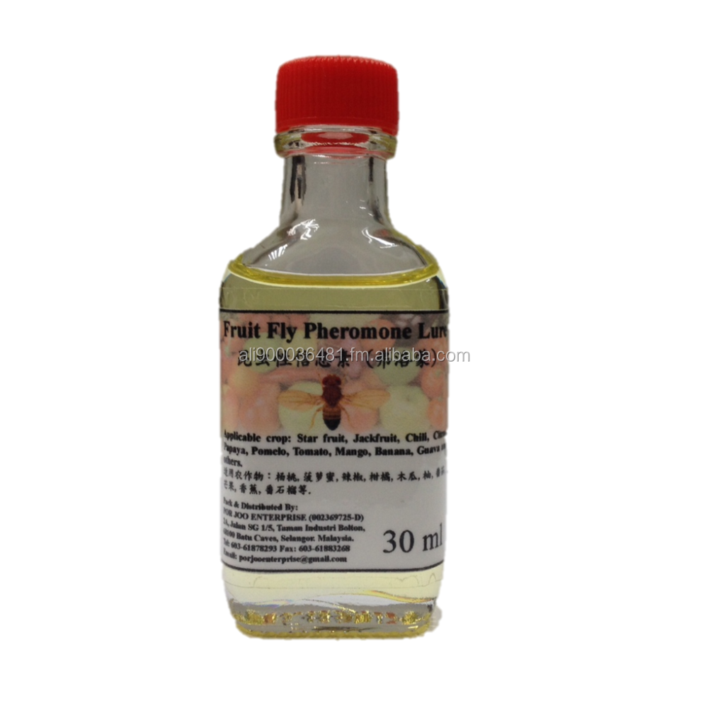 Fruit Fly Pheromone lure for oriental fruit fly control