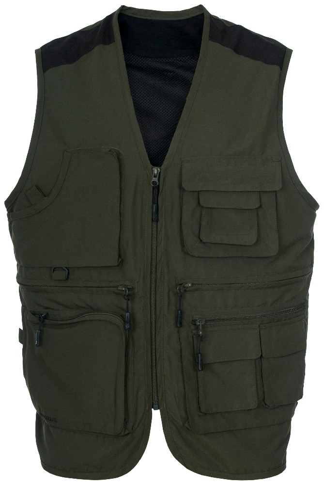Customized Fishing Vests/ Fisherman Vest, Paypal accepted