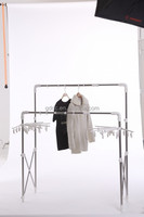 5 star Combination Padded display rack