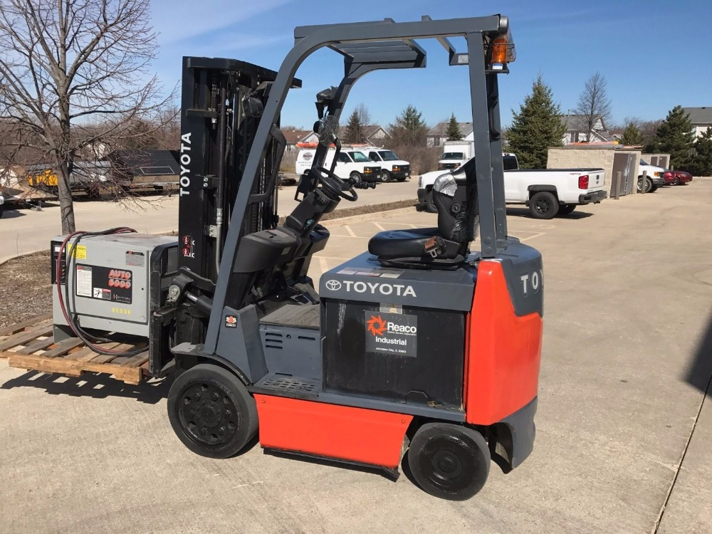 Used forklift truck 3ton 6FD30, High stage second-hand Japanese forklift 3ton