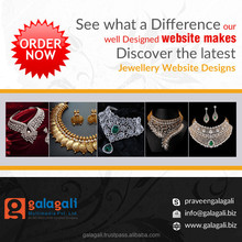 SEO Friendly eCommerce Diamond Jewelry Website Design and Development Service at Reasonable Price