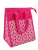 Lunch Bag Twist Pink White