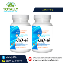 2016 New Arrival Coenzyme Q10 from Certified Seller