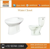 TWFFORD Water Closet (WC) One Piece Toilet