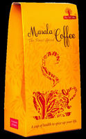 Masala Coffee 8-in-1 Premix Instant Coffee with Benefits