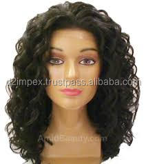 brazilian remy hair lace front wig for black women