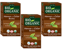 No Synthetic Fertilizer Henna hair dye colour Powder
