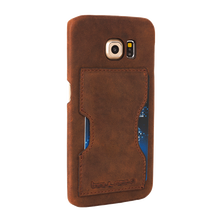 antic leather cover case for samsung S7 Edge
