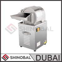 Shinobal Electric Commercial Potato Chip Cutter