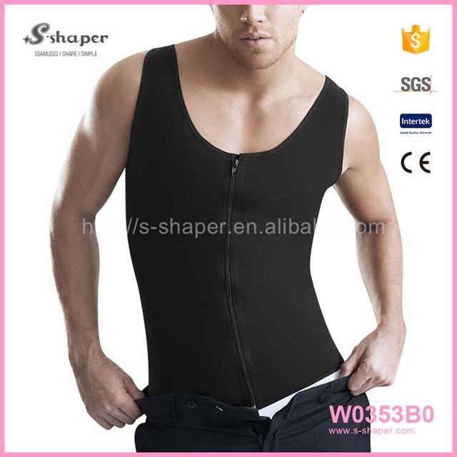 Wholesale Ultra Slim Body Shaper Burn Fat Body Shaper,Clasp And Zip Latex Slim Body Shaper Suit W0353B0