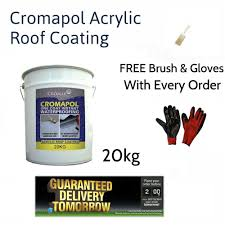 L 20 KG-Acrylic waterproofing coating