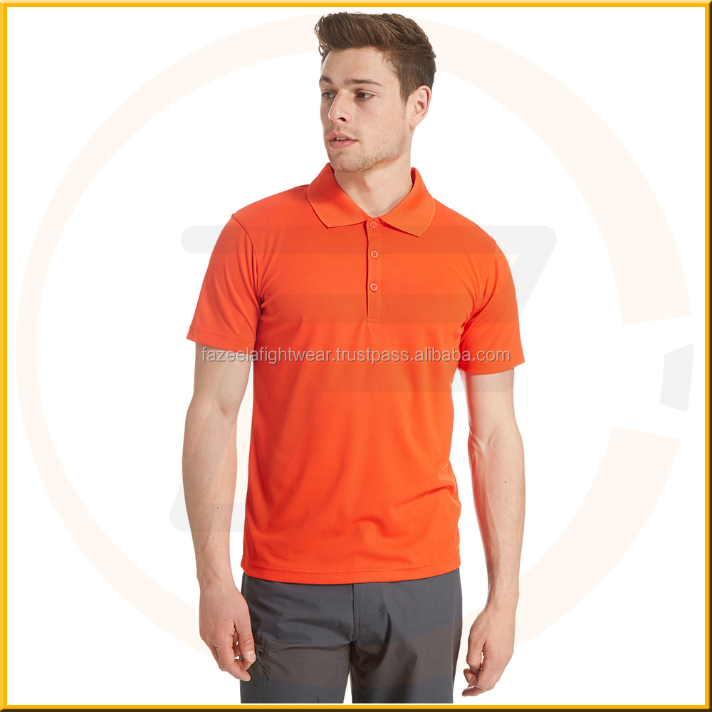 High Visibility Long Sleeve Polo T Shirts Wholesale Online Shopping 100% cotton safety orange shirt