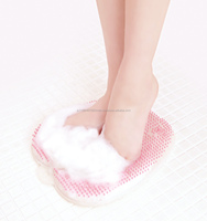Easy to use SUNPAC Japan foot massager product with suction pads