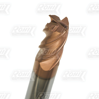 Tungsten Carbide End Mills For 60HRc